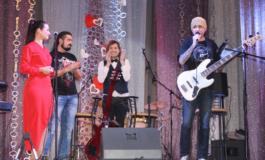 В Измаиле в День влюблённых прошёл концерт