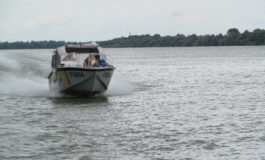 Около Килии задержали рыбаков с запрещенными орудиями лова