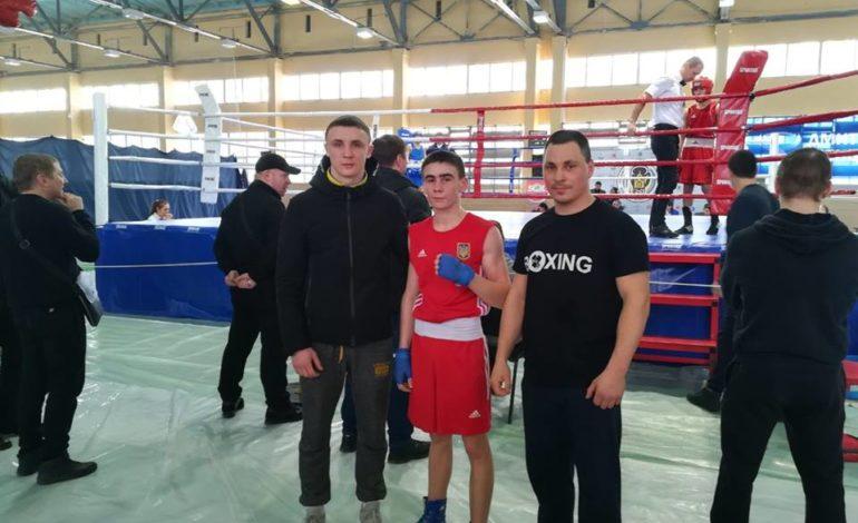 Боксер из Белгород-Днестровского района стал 7-кратным чемпионом Украины