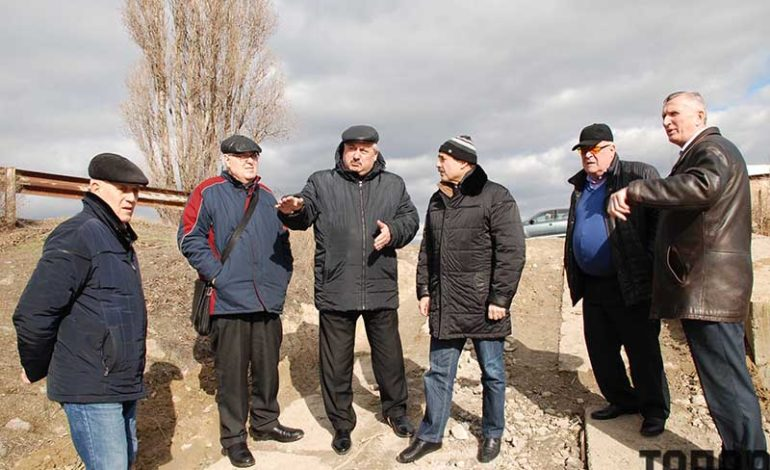 Антон Киссе побывал на отремонтированных дунайских шлюзах