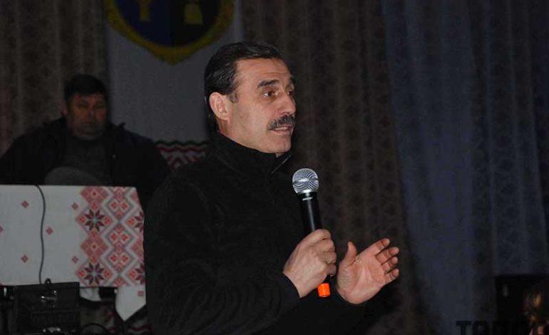 Антон Киссе принял участие в сходе жителей Калчева