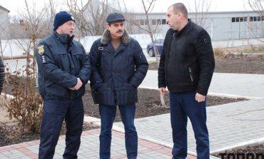 Антон Киссе обсудил возможность усиления безопасности болградцев