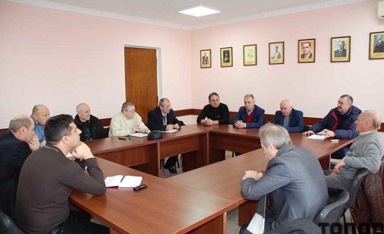 В Болграде опять обсуждали угрозу исчезновения района