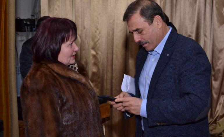 Встеча народного депутата Украины Антона Киссе с жителями Тарутинского района