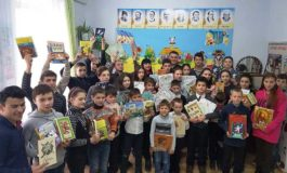 В Болграде узнали о празднике дарения книг