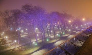 Невероятные кадры туманной Одессы (фото)