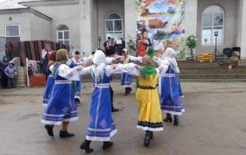 В селе Петросталь Тарутинского района грандиозно отпраздновали «Трифон Зарезан» (фото, видео)