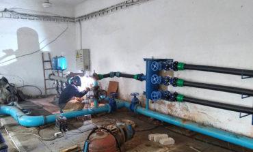 В Болграде идет реконструкция водопровода