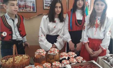 В Болграде прошла благотворительная ярмарка
