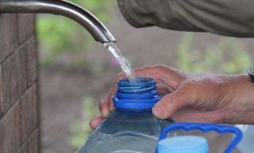 Арциз: вода в бювете соответствует нормам, и он скоро заработает
