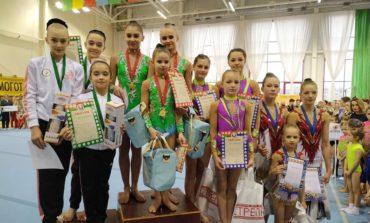 Акробатки из Белгорода-Днестровского завоевали призовые места на международном турнире