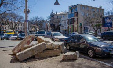 Одну из главных улиц центра Одессы закроют до декабря (фото)