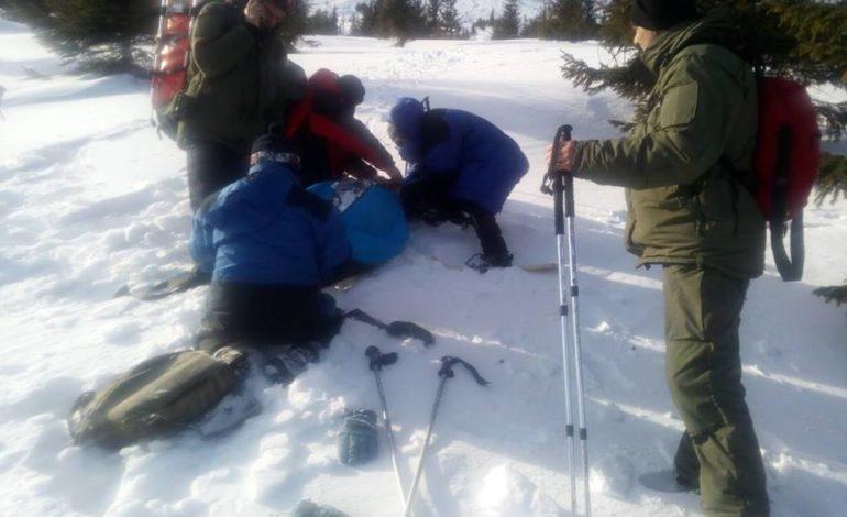 Заблудившиеся на Говерле туристы найдены живыми