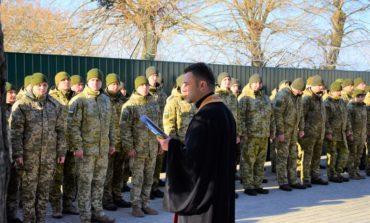 Пограничникам Измаильского отряда показали копию Томоса