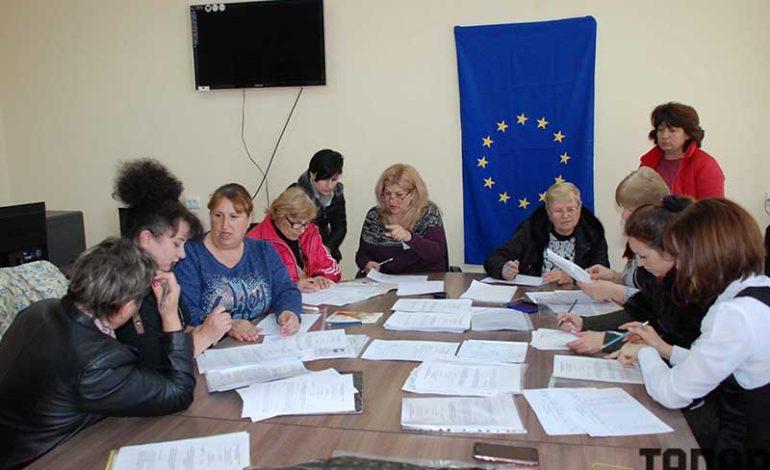 В Болградском районе УИК получили печати и списки избирателей
