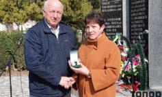 В Болграде ветеранам вручили часы от нардепа