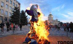 Широкая Масленица в Болграде (фоторепортаж)