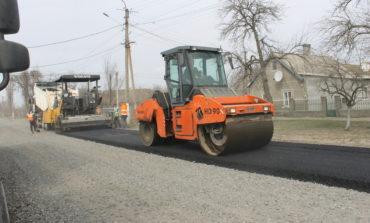 Арциз: часть дороги по ул. 28 июня уже  полностью отремонтирована