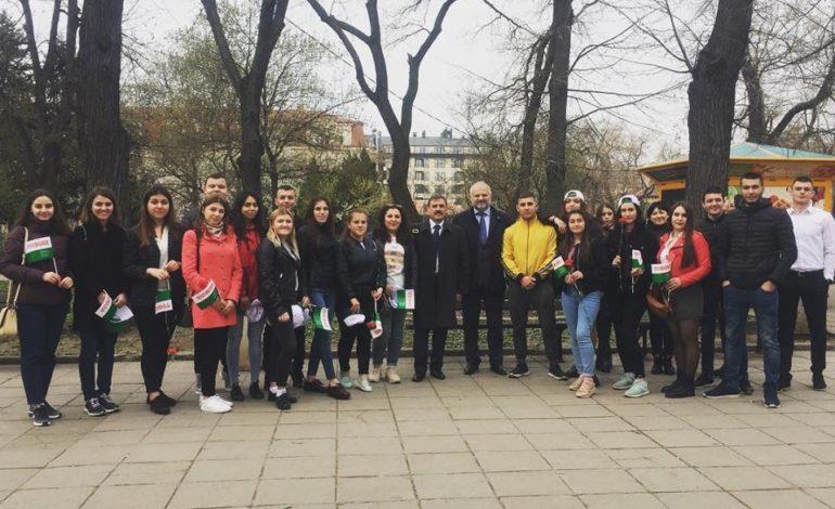 Украинский нардеп почтил память героев Одринской эпопеи в Софии