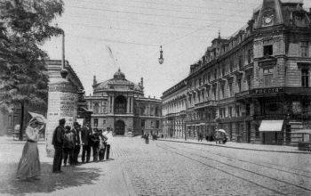 Чем мостили одесские улицы: ракушечник, лавовый камень, гранит
