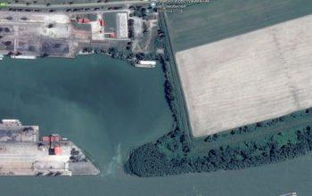 В СЭЗ «Рени» планируется строительство газового терминала, хотя уже существующий терминал много лет не работает