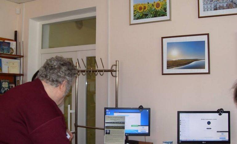В Сарате открылась выставка работ фотохудожника Бориса Андресюка