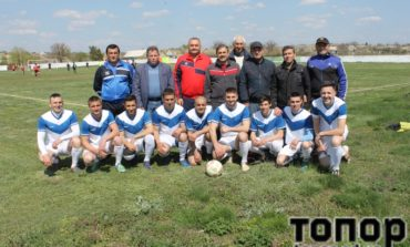 Деленцы стали победителями в очередном турнире на Кубок болгарских сёл