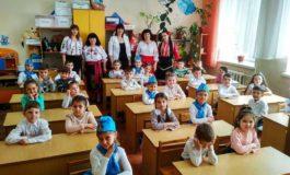 В Виноградовке прошли украинско-гагаузские посиделки