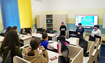 В Болграде дали урок выживания