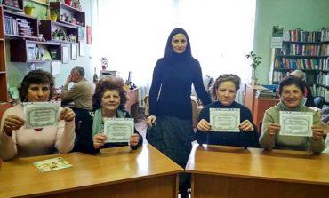 В Болградской библиотеке продолжают учить компьютерной грамотности