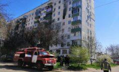 Утренний пожар в Одессе: тушили шестой этаж высотки