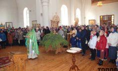 Вербное воскресенье в Болграде (ФОТО)