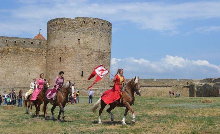 Средневековый фестиваль пройдёт в Аккерманской крепости