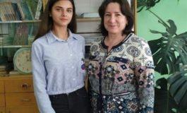 Килийская школьница победила во Всеукраинском конкурсе