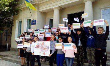 В школах Болградского района отметили День Европы