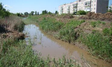 В ренийской балке Баланешты «утонули» миллионы гривен. Вместе с надеждой на предотвращение наводнений?