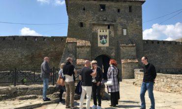 Промо тур в Аккерманскую крепость и Шабо провели для туроператоров из Дании