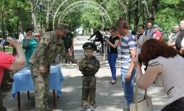В Арцизе почтили ветеранов пограничных войск (фото)
