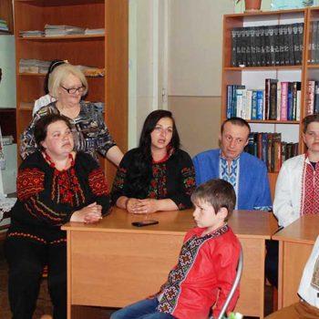 В Болграде отметили день вышиванки (фото)
