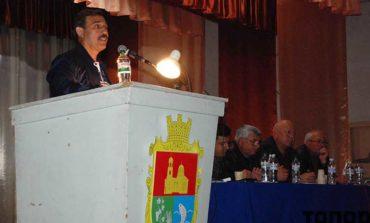 Антон Киссе принял участие в сходе жителей Криничного