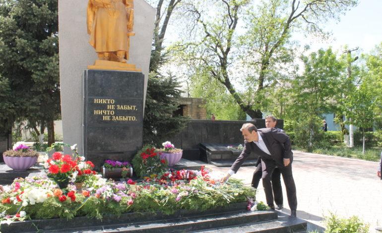 Антон Киссе поздравил ветеранов Арциза (фото)