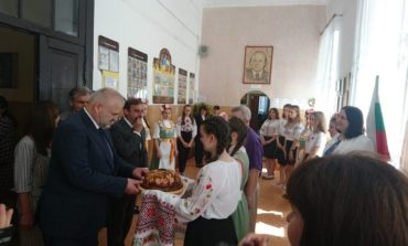 В Запорожской области обсудили проблемы изучения родного языка детьми болгарской диаспоры