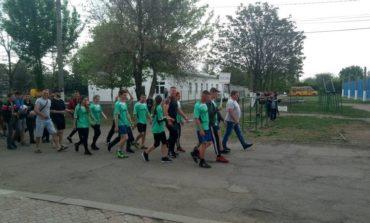 В Саратском районе состоялись Малые Олимпийские игры