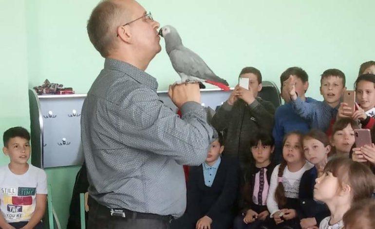 В Тарутинской школе учеников познакомили с «Книгой Джунглей»