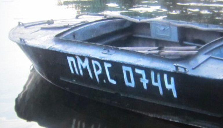 Белгород-Днестровские пограничники задержали азербайджанца, пытавшегося «переплыть» границу на лодке