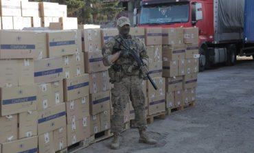 В Закарпатской области изъяли крупнейшую в истории Украины контрабанду