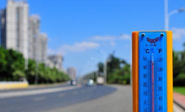 В Украине в воскресенье ожидается до +35