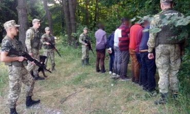 При попытке перейти границу с Польшей задержаны 7 нелегалов с Коморских Островов