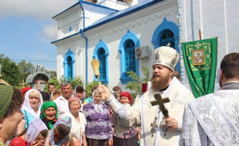 В Арцизском районе главанцы отметили храмовый день