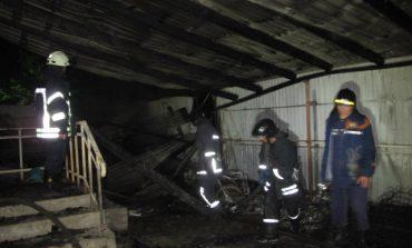 Поджог: правоохранители возбудили уголовное дело по пожару в психбольнице в Одессе